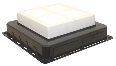 Caja de Empotrar para Caja de Suelo - 16 Módulos