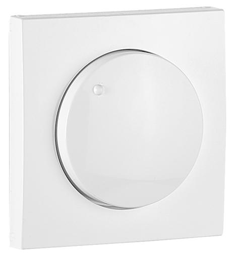 Tapa para Regulador / Conmutador de Luz Rotativo