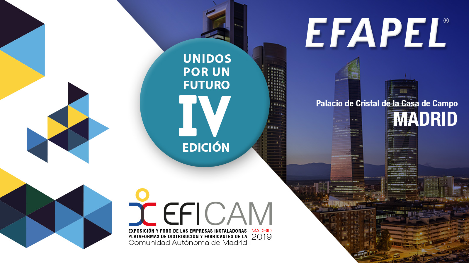 EFICAM<br>- Held in March/2019