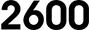 2600 Series